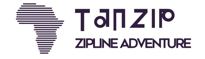 TANZIP ZIPLINE!