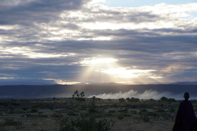 Tanzania Tanzip zipline maasai africa